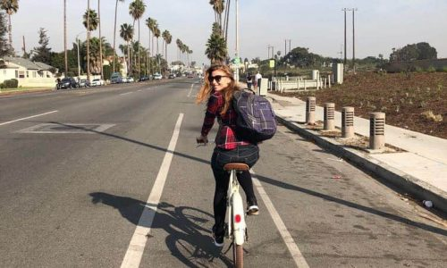 Los Angeles Biking