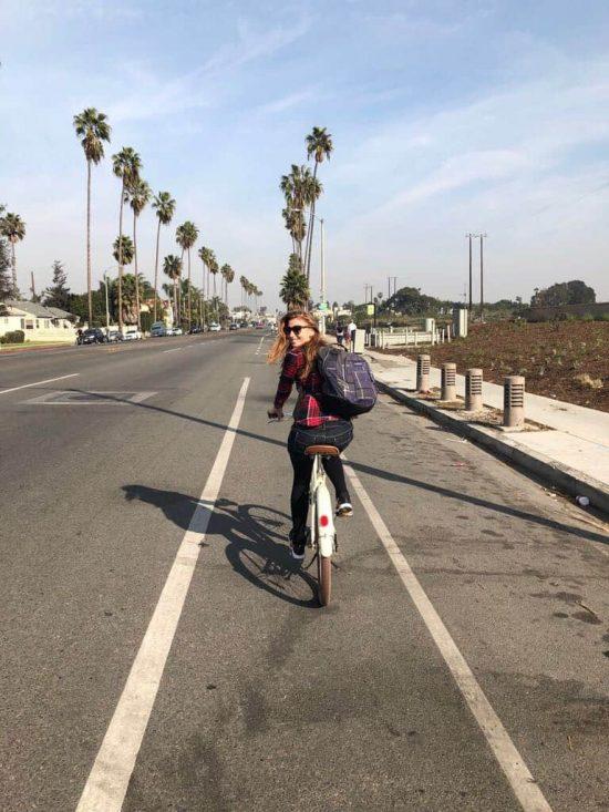 Los Angeles su 2 Ruote: Facile