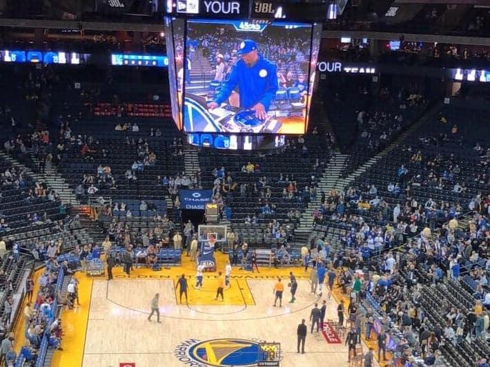 NBA in San Francisco